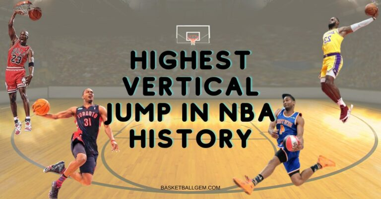who has the highest vertical jump in the nba